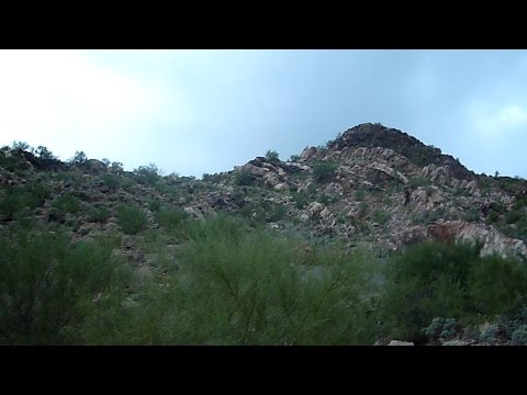 Mummy Mountain - Paradise Valley, Arizona, USA (Virtual Hike)