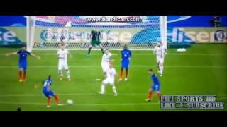 France vs Iceland 5-2 All Goals & Highlights Euro 2016 03/07/2016