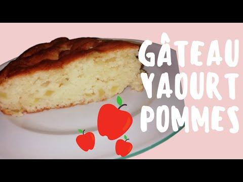 gâteau-yaourt-pomme