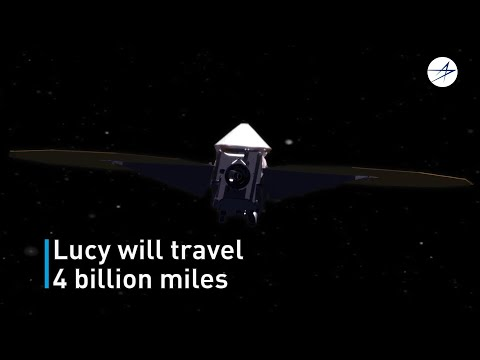 Life of Lucy: NASA's Record-Breaking Mission to the Trojan Asteroids