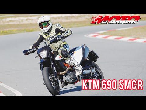 Moto et Motards Balance son test : KTM  SMC R & Enduro