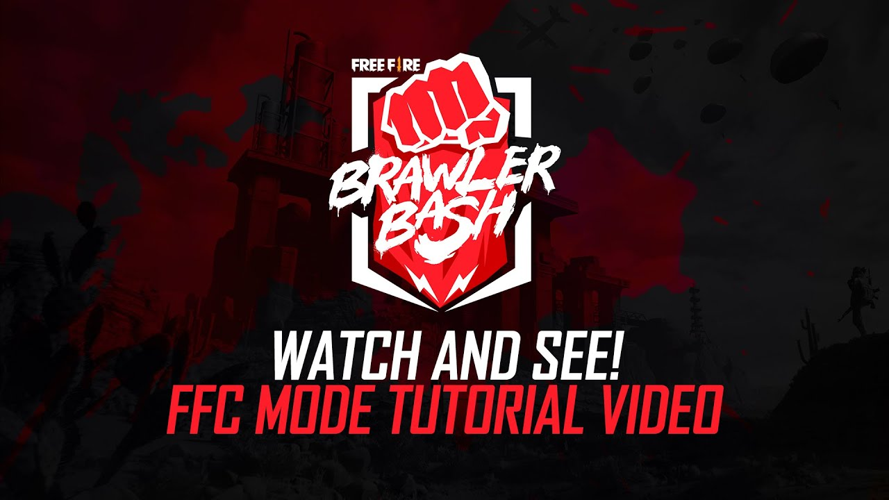 Free Fire Brawler Bash - FFC Mode Tutorial