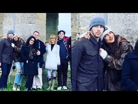 Priyanka Chopra and Nick look lovely hugging for First Christmas celebrations with Family
