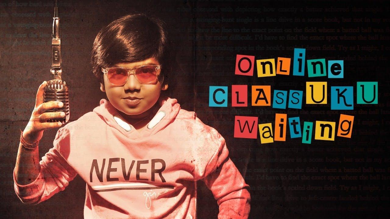 Download Online Classuku Waiting    Ashwanth