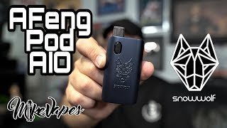 Snowwolf AFENG AIO Review