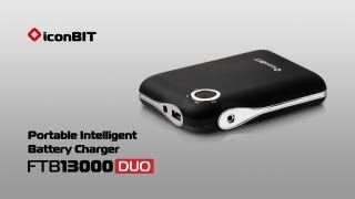 iconBIT FTB13000DUO. Официальный обзор карманного аккумулятора