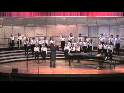 NMC Children's Choir Mar 22, 2015  HD