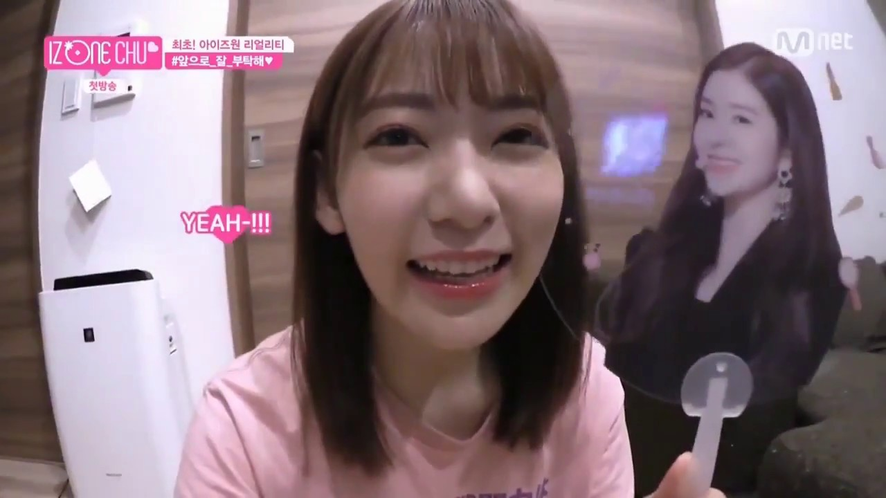 IZ*ONE Sakura Miyawaki is true fan of Red Velvet Irene | PRODUCE48