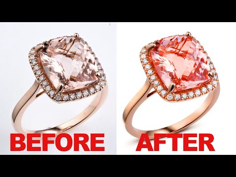 👉HOW TO SHOOT 💎JEWELRY 💍 FOR E-COMMERCE. Photography Tutorial. Useful Tips And Tricks
