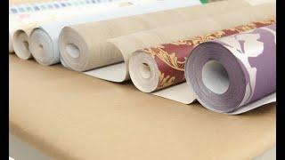 Tipos y usos del papel pintado - Bricomanía