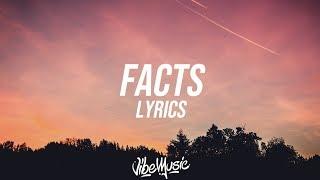 Chantel Jeffries - Facts (Lyrics / Lyric Video) ft. YG, Rich the Kid & BIA