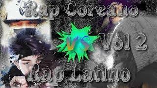 Baixar RAP COREANO VS RAP LATINO Vol2