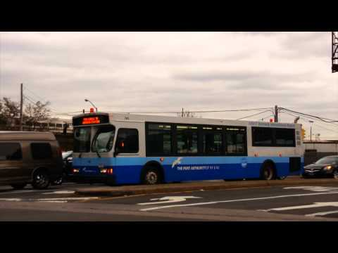 Port Authority Of New York & New Jersey 2005-2006 Orion VII 741 [ Audio Recording ]