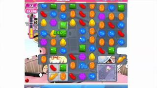 How to play Candy Crush Saga Level 394 - 3 stars - No booster