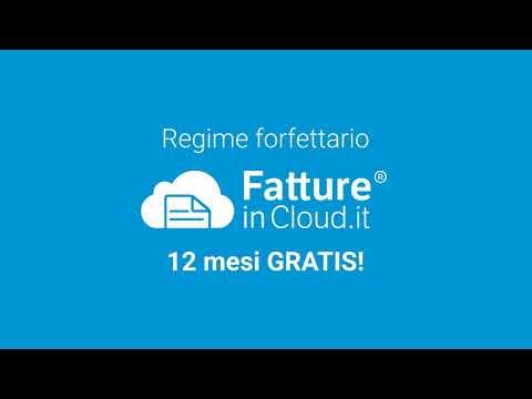 """Fatture in Cloud  - Forfettari 15"""""""