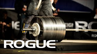 2019 Arnold Strongman Classic - Rogue Elephant Bar Deadlift | Recap