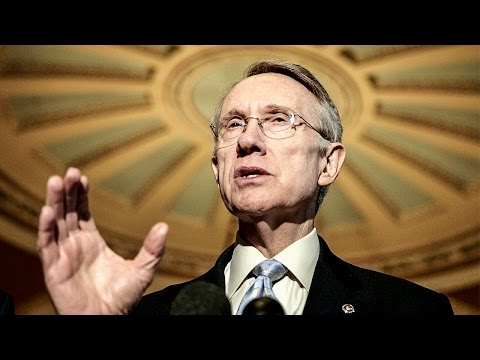 Harry Reid Effectively Says NO To Fast Track Authority - The