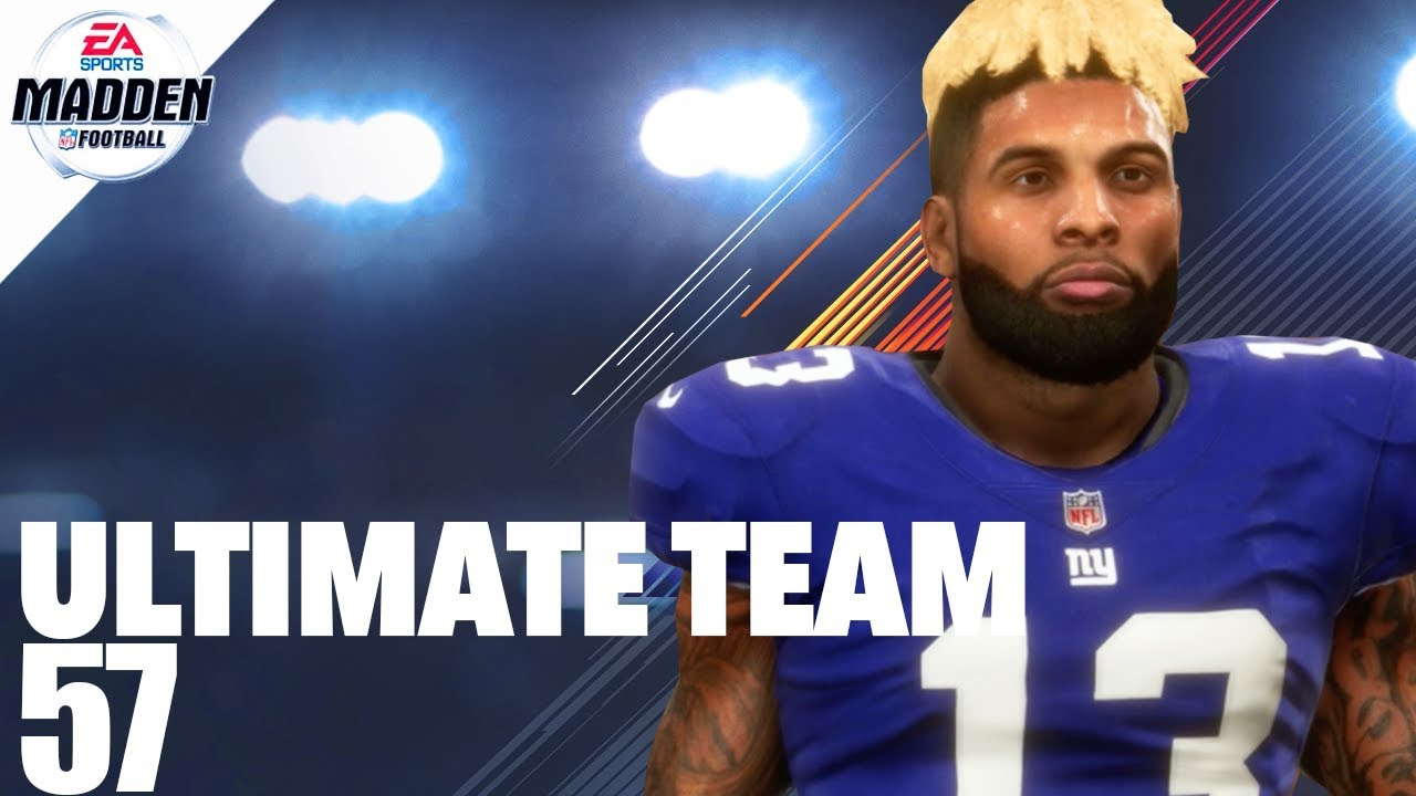 Madden 18 Ultimate Team - Back At It Again Ep.57