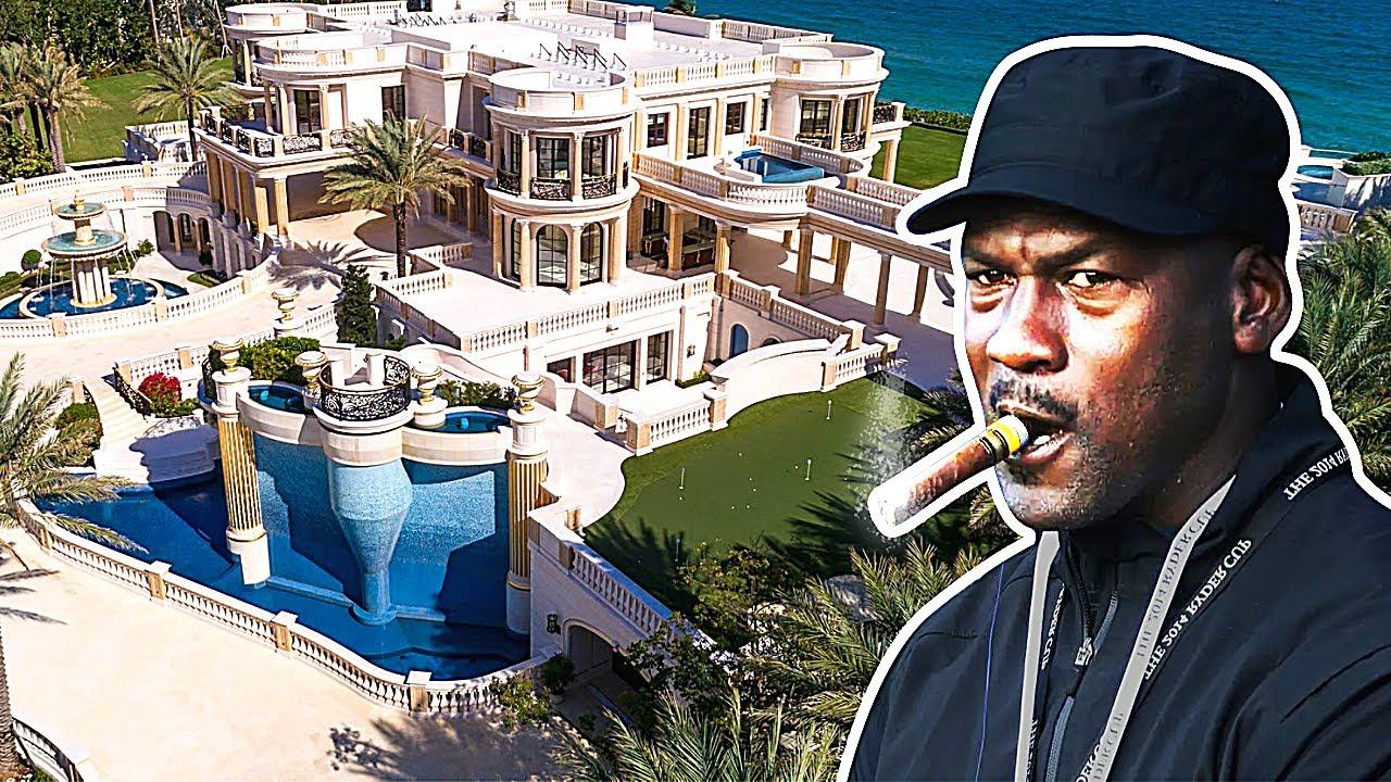 Download Inside Michael Jordan's 60 Million Dollar Mansions