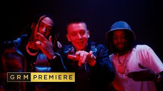 D Block Europe (Young Adz & Dirtbike LB) x Aitch - UFO [Music Video] | GRM Daily