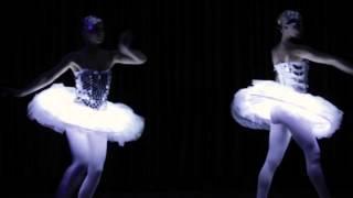 Light Divas. Ballet Dancers Show. Artists-Booking