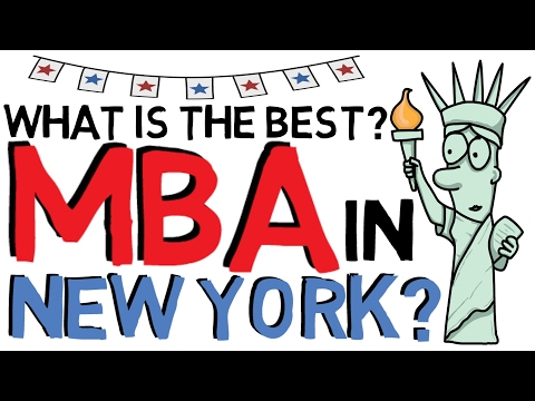What is the Best MBA Business School in New York?