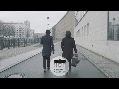 Claudio Bohórquez & Péter Nagy - Brahms: Opus 38 & 99 (Trailer)