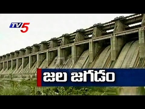 KCR Vs Chandrababu On Water Projects | TS & AP Irrigation Ministers Focus To Solve Issue | TV5 News