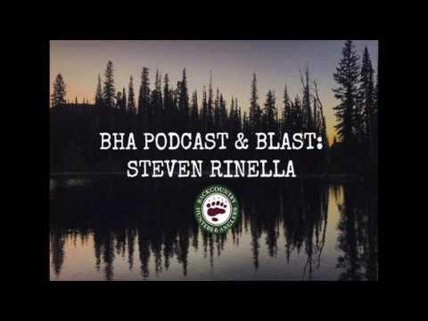 BHA Podcast & Blast: Steven Rinella of MeatEater