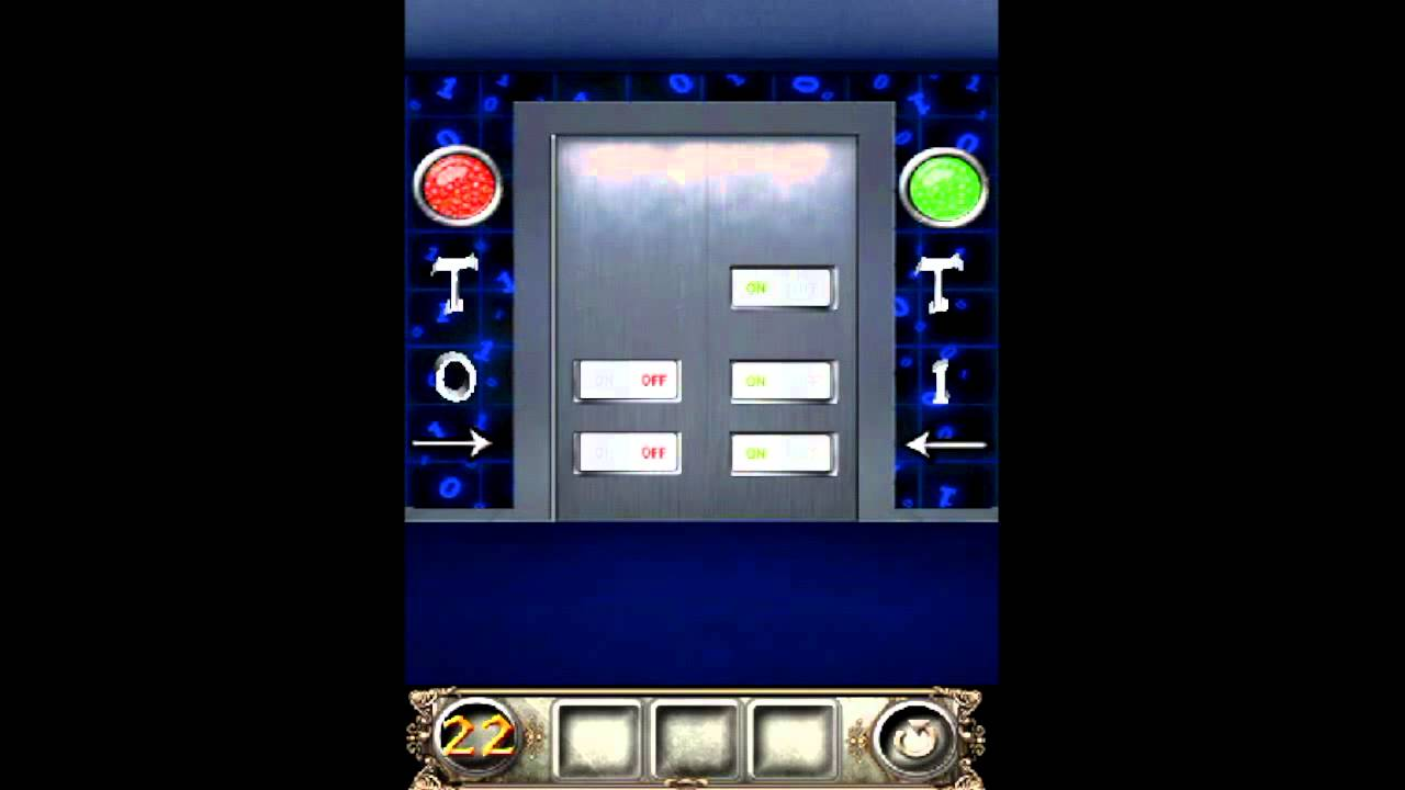 100 Floors Escape Level 22 Walkthrough Youtube