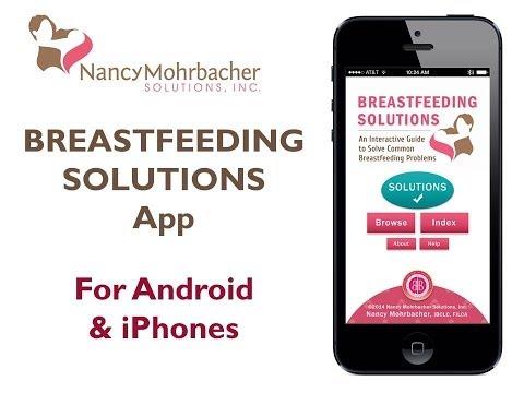 Breastfeeding Solutions App v1.3 Demo