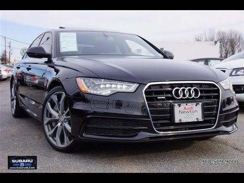 2012 Audi A6 3.0T Prestige Supercharged Quattro Sedan - YouTube Audi A T Quarttro on