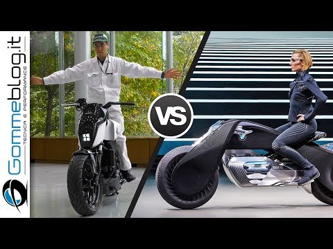 FUTURE BIKES: Luxury Cycling | BEST RIDING Motorcycle Honda vs BMW