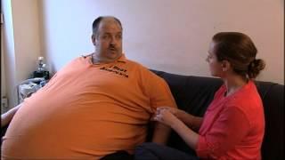 Sinead meets man weighing 44 stone | Ireland AM