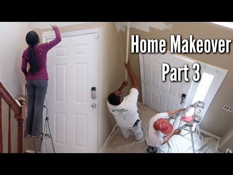 ✨Glam Home✨HOME MAKEOVER PART 3 | Getting Things Done