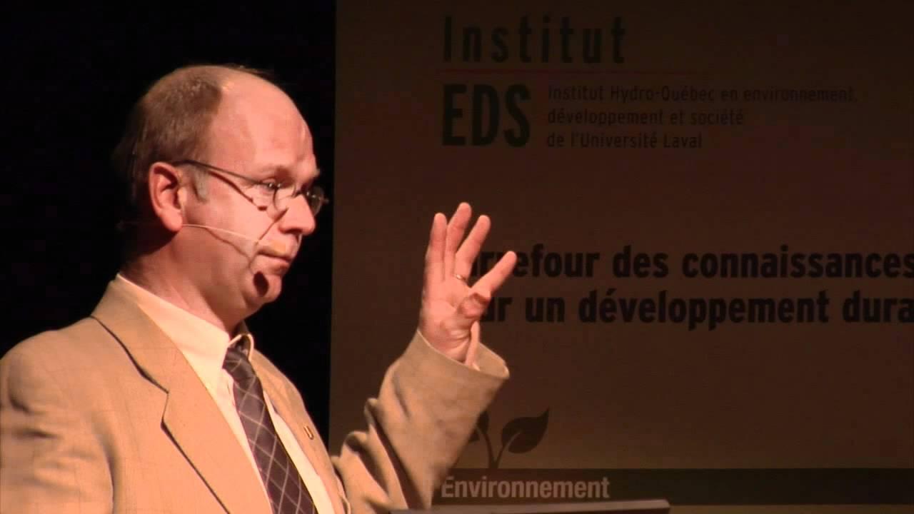 Peter Vanrolleghem- Des micropolluants dans votre verre d'eau ? (4/4)