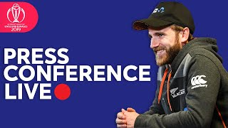 Post Match Press Conference South Africa vs New Zealand  ICC Cricket World Cup 2019