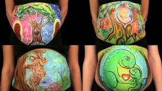Pregnant Belly Preview! | Skin Wars Episode 9