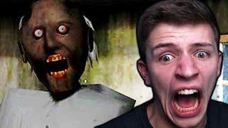 Horror Youtuber spielt zum ersten Mal Granny