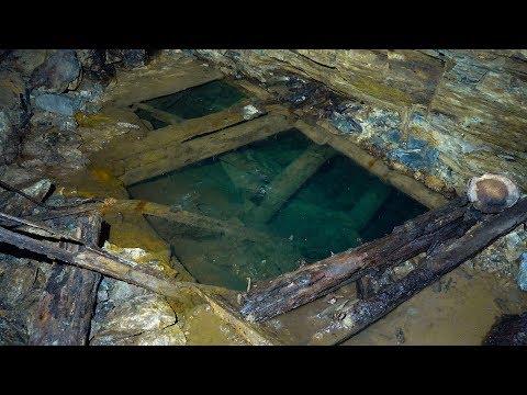 A Cornish Iron And Tin Mine - Part 1