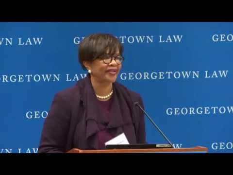 """Ten Years After the Financial Crisis"" Conference at Georgetown Law"