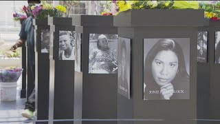 'Say Their Names' memorial exhibit honors Black lives lost due to injustice