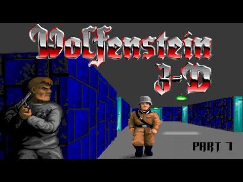 Wolfenstein 3D episode 1 floor 7 |