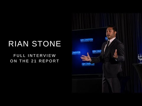 Rian Stone on The 21 Report | Full Interview