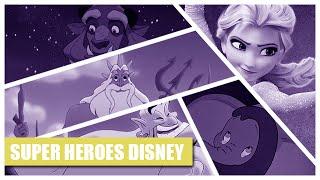 5 Personagens da Disney que podem ser super heróis - Nerd Squad S01E21