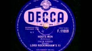 LORD ROCKINGHAM
