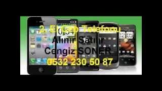 BAHÇELİEVLER 2 EL CEP TELEFONU ALANLAR 0532 230 50 87