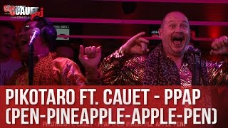PIKOTARO Ft. CAUET - PPAP (Pen - Pineapple - Apple - Pen) - C'Cauet sur NRJ