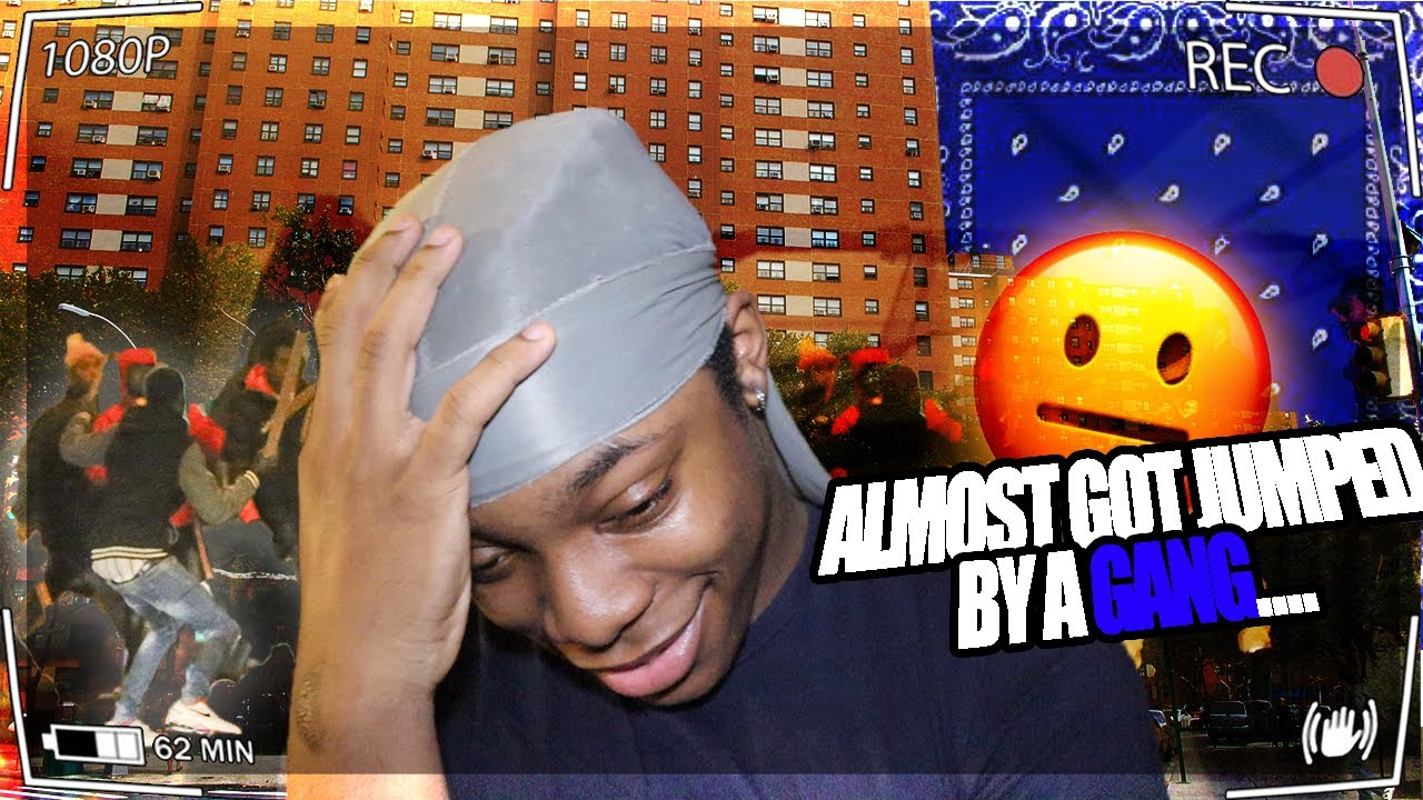 I ALMOST GOT JUMPED BY A GANG... SMH! (STORYTIME)