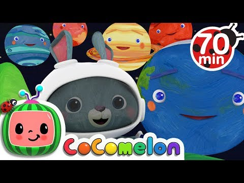 Planet Song   + More Nursery Rhymes & Kids Songs - ABCkidTV